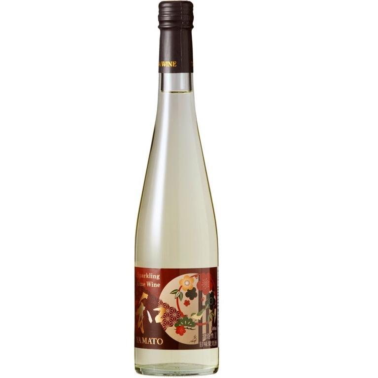 スパークリング梅ワイン 和(YAMATO)